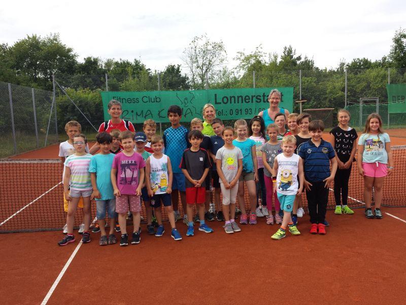 GS Süd: Sportprojektwoche 2017